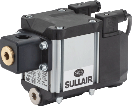 The Ultra—zero air loss drain from Sullair