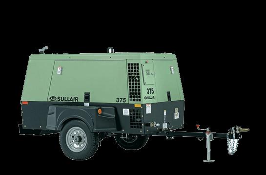 375 portable air compressors sullair rh america sullair com Sullair 375 Parts Diagram Sullair Compressor Parts List