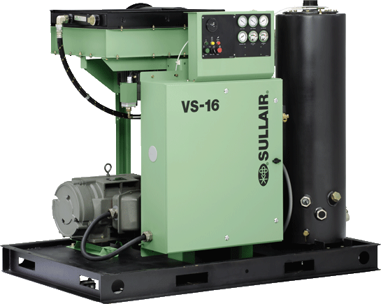 Sullair VS-16 vacuum systems