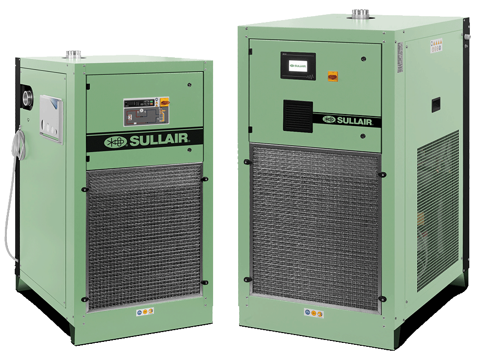 Sullair Cycling Refrigerated Compressed Air Dryers