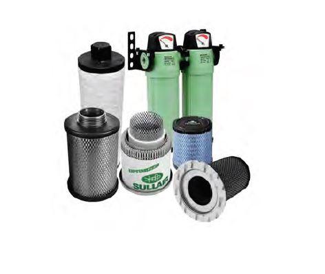 Industrial & Scientific Pack of 2 Filters SULLAIR 408242 ...