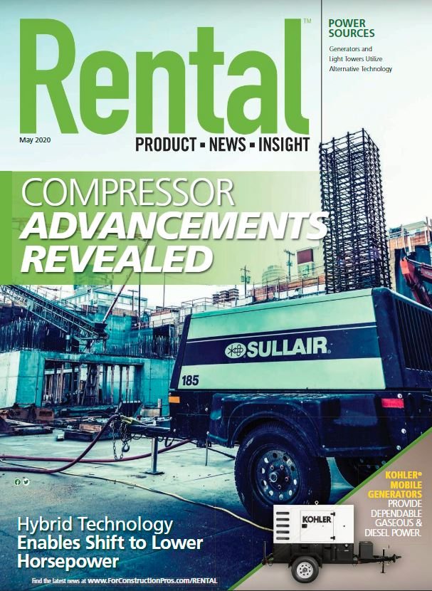 Rental Magazine May 2020 Issue
