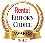 Rental Editor's Choice Awards 2017